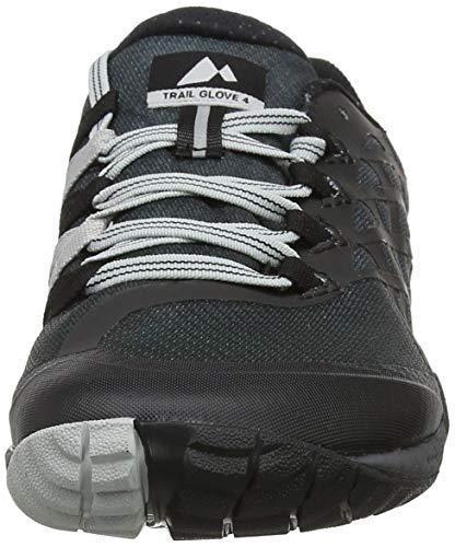 Deportivas Merrell Mujer black Para Black Zapatillas J77702 Silver Silver Interior Negro E4xqErOf