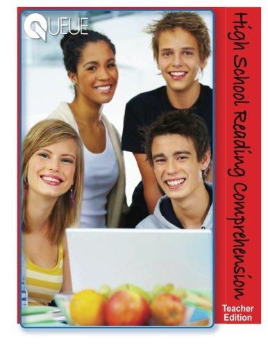 High School Reading Comprehension Teacher Edition