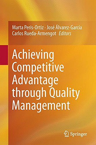 Achieving Competitive Advantage through Quality Management (Achieving Competitive Advantage compare prices)