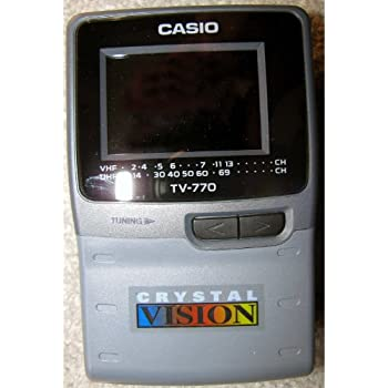 Casio Tv 770n