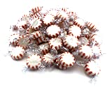 Peppermint Starlight Mints Hard Candy, Made With Real Peppermint, Bulk Pack (Pack of 5 Pounds)
