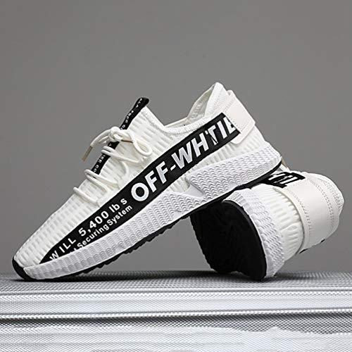 LFEU Uomo LFEU Bianco Sneaker LFEU Sneaker Uomo Bianco 6gIBwnq