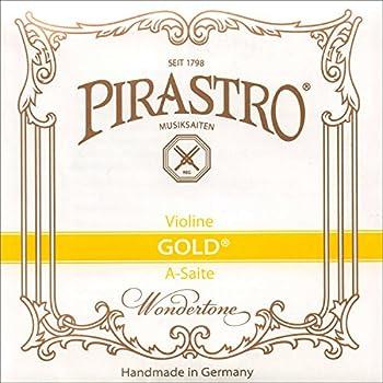 Silver//Gut Medium Pirastro Gold Label 4//4 Cello G String