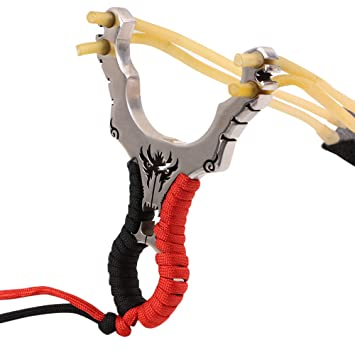 Huntingdoor Slingshot For Hunting Professional Stainless Steel