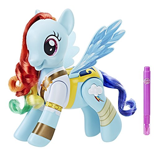 My Little Pony The Movie flip and whirl pirate rainbow dash
