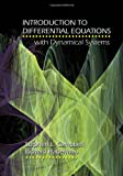 Introduction to Differential Equations with Dynamical Systems 1st Edition