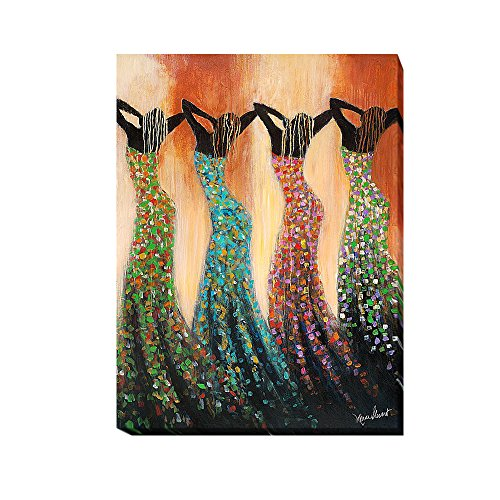 Dance of the Summer Solstice by Monica Stewart | Summer Home wall art decor