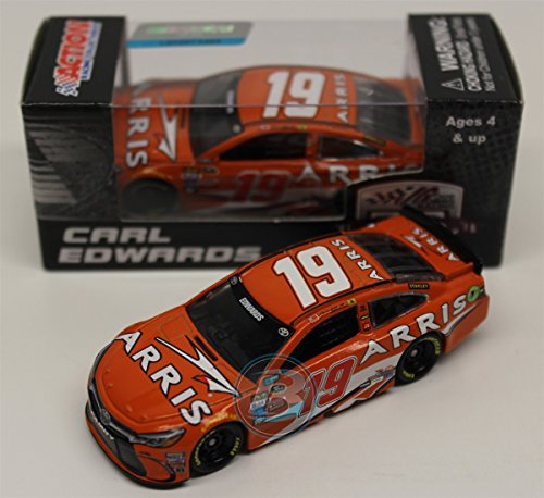 Lionel Racing Carl Edwards #19 Arris 2016 Toyota Camry NASCAR Diecast Car (1:64 Scale)