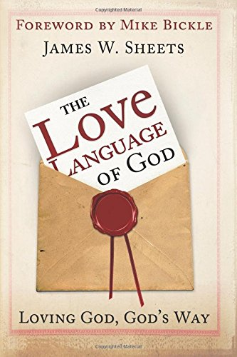 The Love Language of God by Destiny Image Publishers
