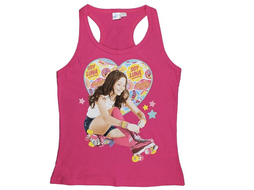SOY LUNA T-Shirt Top Pink Gr. 122 128 134 140 146 152 158 164