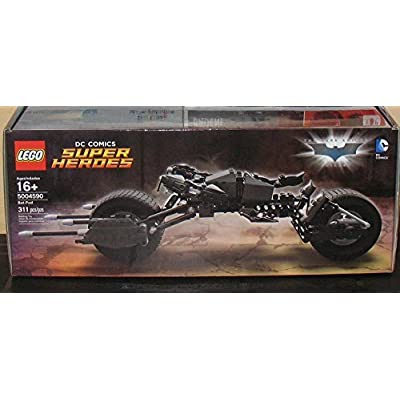 LEGO LIMITED EDITION BAT-POD (5004590-1): Toys & Games