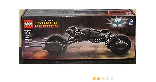 Amazon Lego Limited Edition Bat Pod 5004590 1 Toys Games