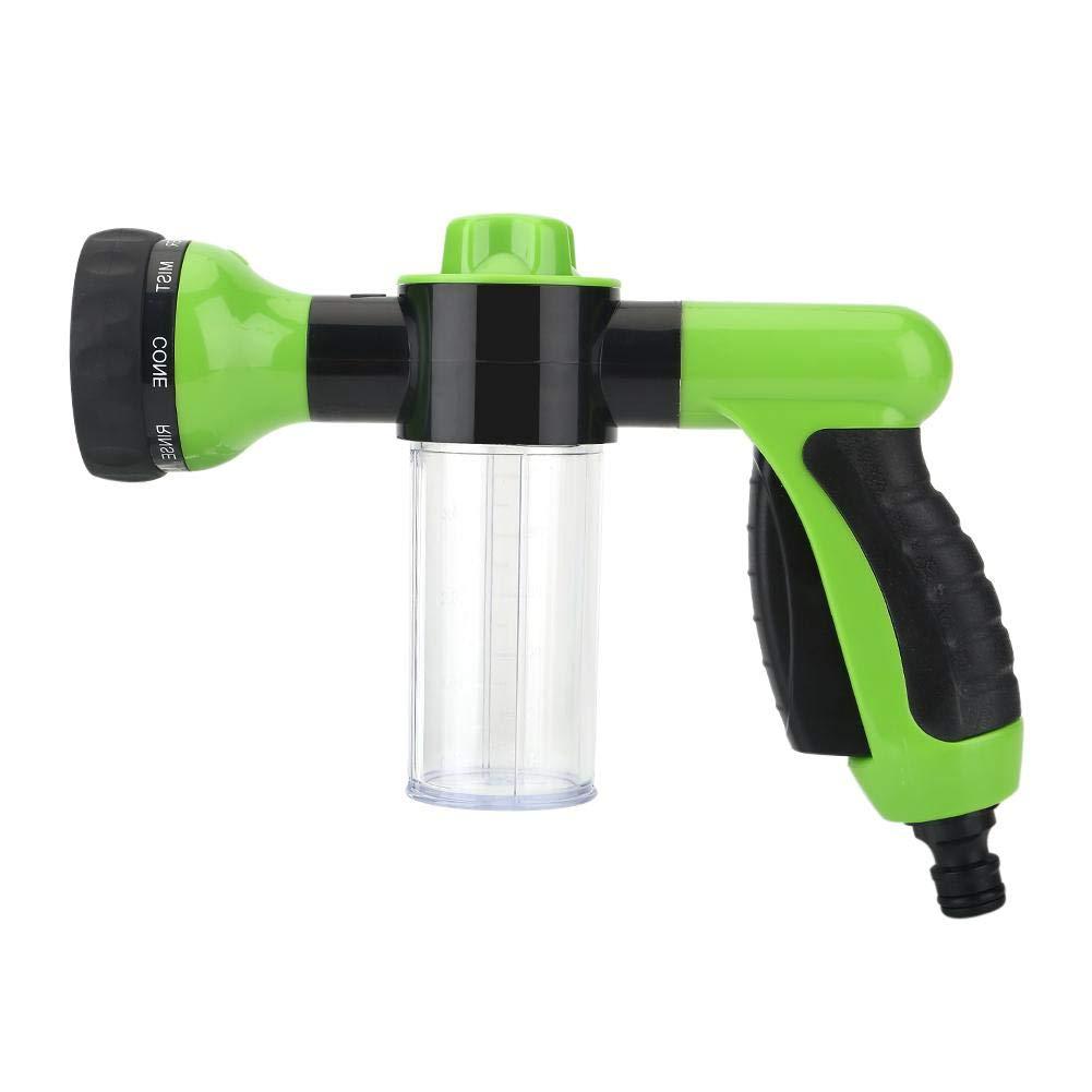 Zerodis Foam Gun Pressure Washer Car Wash Spray Gun 6m (Green)