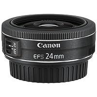 Canon EF-S 24mm f/2.8 STMLens,Black(EFS2428ST)