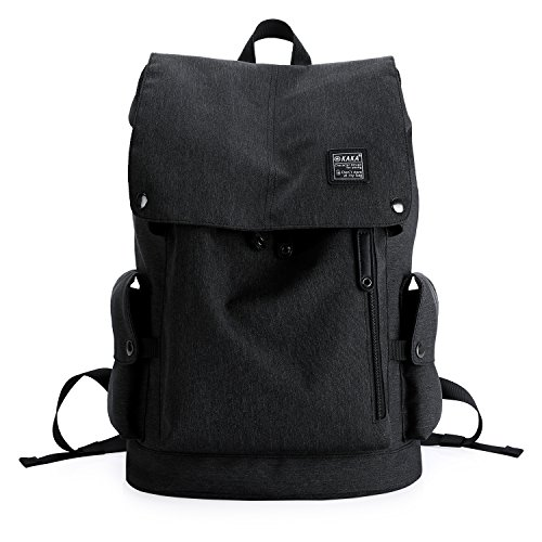 All Black Backpack - 6