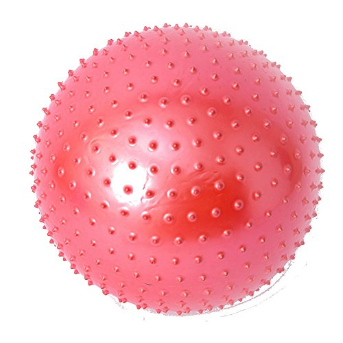Days Work Recorder Stand (OXU Yoga Ball Anti-Burst Body Balance Balls Inflatable Massage Exercise Fitness Aerobic Ball Core Exercise Ball for Household Training Workout Fitness Mother's Day Present(Red 75cm))