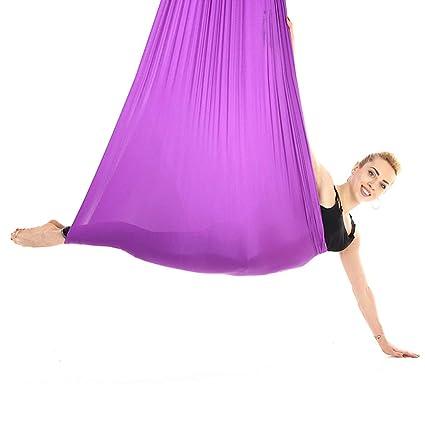 Amazon.com: Inversion Equipment Yoga Hammock Aerial Yoga ...