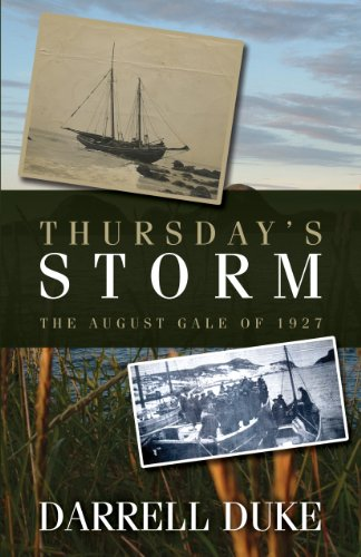 Thursday's Storm: The August Gale of 1927