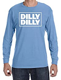 "<span class=""a-offscreen"">[Sponsored]</span>Dilly Dilly Square Design Men's Long Sleeve"