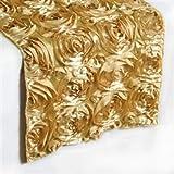 FidgetFidget Ribbon 3D 12'' x 114'' Golden11.8 x108(30x275cm)