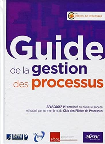 guide de la gestion des processus bpm cbok v3 am lior au niveau rh amazon co uk