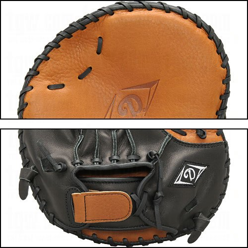 Diamond Sports DG-Trainer INF Righty Infielder's Training Glove (For Right Handed Thrower, Fits on Left Hand) ()