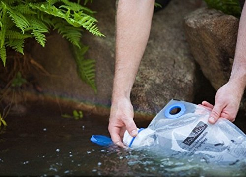 Puralytics SolarBag Water Purifier (3 Litre)