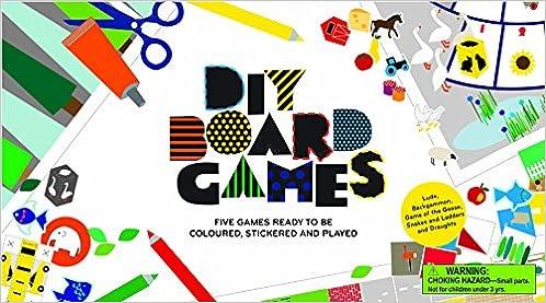 Read DIY Board Games PDF, azw (Kindle)