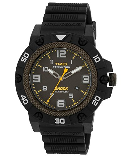 Timex-Expedition-Analog-Black-Dial-Mens-Watch-TW4B010006S