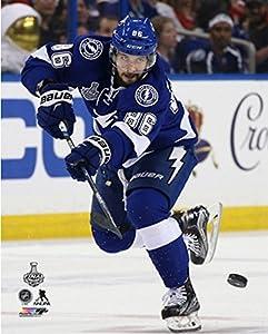 "Nikita Kucherov Tampa Bay Lightning Stanley Cup Finals Photo (Size: 8"" x 10"")"