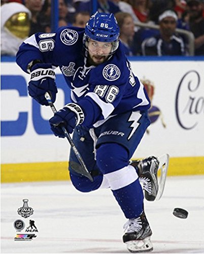 Image Unavailable. Image not available for. Color  Nikita Kucherov Tampa  Bay Lightning Stanley Cup Finals ... 6ef767c25