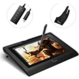 "Parblo Coast10 10.1"" Digital Pen Tablet Display Drawing Monitor 10.1 Inch with Cordless and Battery-free Pen+ 4ports USB3.0 Hub+ Glove"