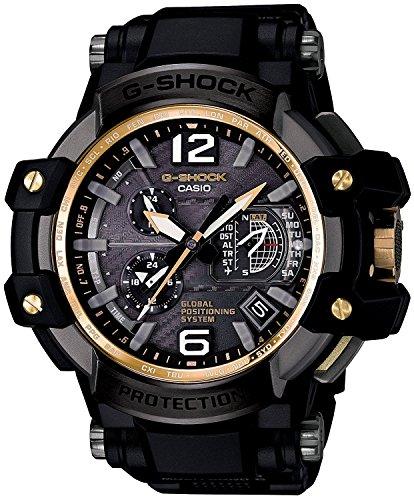 CASIO watch G-SHOCK gravity master GPS hybrid Solar radio GPW-1000FC-1A9JF Men's