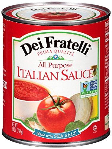 dei fratelli tomato sauce - 1