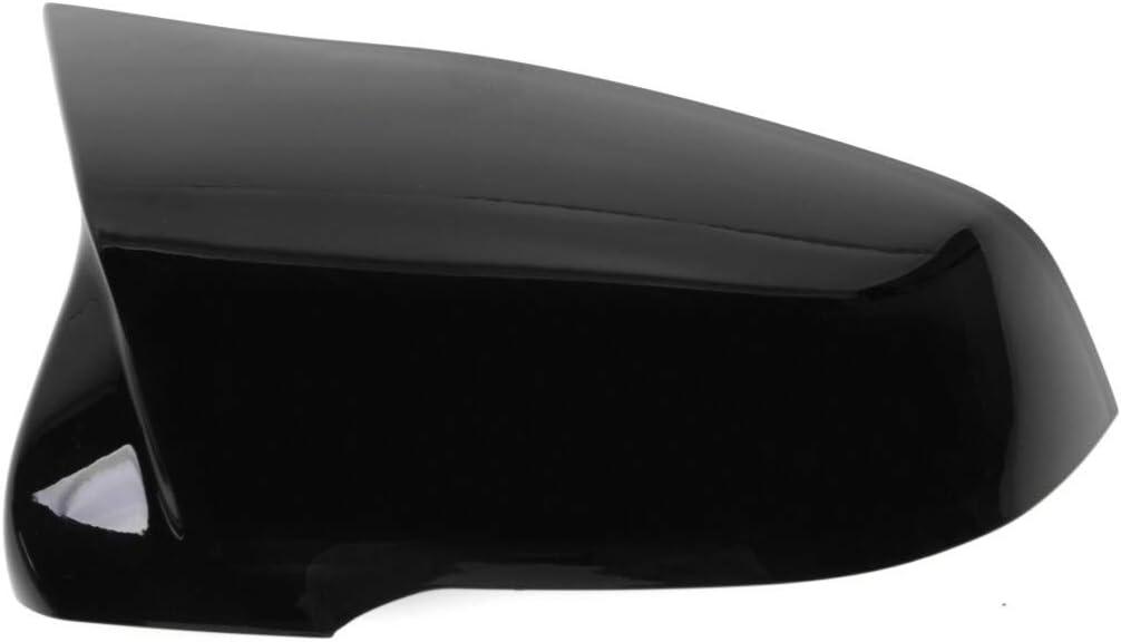 Max Carbon/® Capuchons de r/étroviseur ext/érieur sport Noir brillant Convient pour F39 F40 F44 F45 F46 G29 Z4 1er 2 GT X2 X1