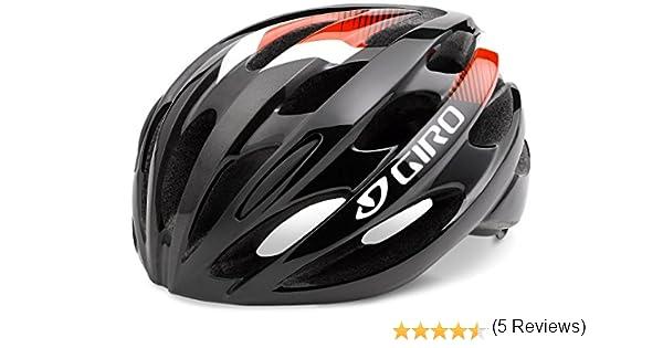 Giro Trinity - Cascos Bicicleta Carretera - Rojo/Negro 2016 ...
