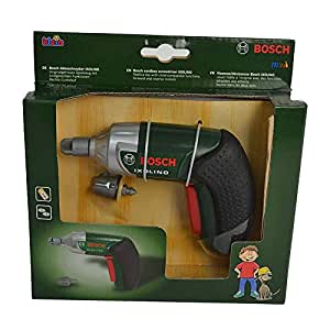 Theo Klein 8602 Bosch Cordless Screw Driver Toy - 3 Years & Above