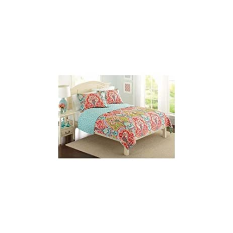 Amazon.com: Better Homes and Gardens Quilt Collection, Jeweled ... : home and garden quilts - Adamdwight.com