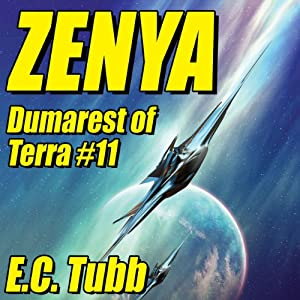 Zenya Dumarest of Terra: #11 Audiobook