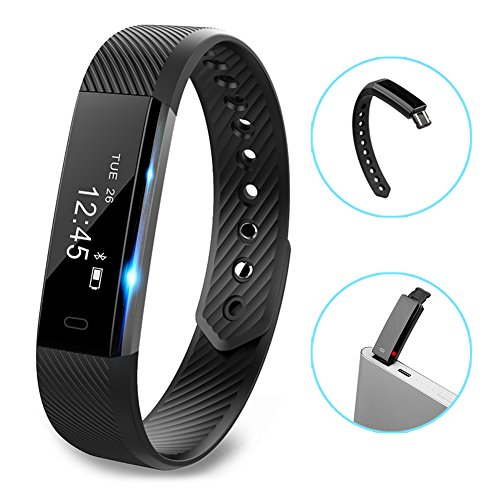 Fitness tracker watch hembeer v1 smart band with step tracker pedometer bluetooth bracelet - Smart gardening small steps for an efficient activity ...