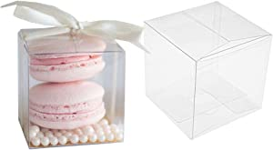 30 PCS Clear Packing Boxes   2