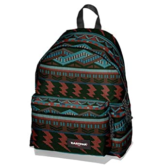 Eastpak Patterned Padded Pak r Rucksack Bag Backpack NEW Choose Style  (Frosty Thunder)  Amazon.co.uk  Clothing