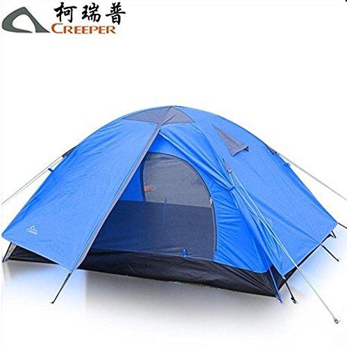 FUDA tent Kerui Pu Outdoor-Camping- Gro?handel Doppel Reisezelt Zelt echte Doppel Outdoor-Zelt vor Sturm