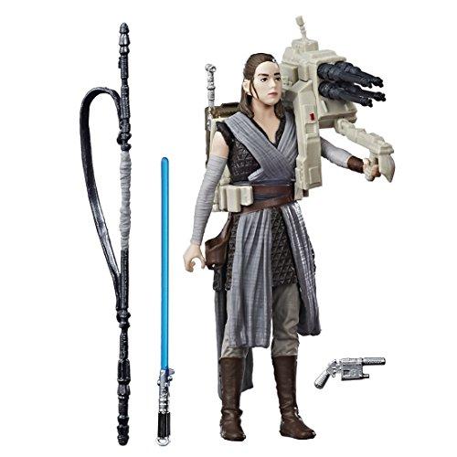 Star Wars The Last Jedi Force Link Rey /& Elite Praetorian Guard 2 Pack New