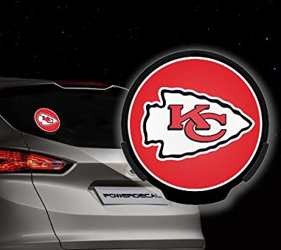 NFL LED Power Decal