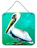 Indoor or outdoor aluminum artwork prints will add a special touch to your kitchen, bath, front door, outdoor patio or any special place. 6 inches by 6 inches and full of color. This item will take direct sun for a while before it starts to f...