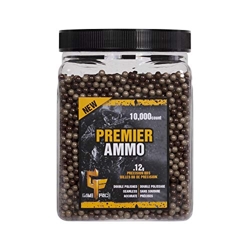Crosman 10000 Count Airsoft Ammo .12g