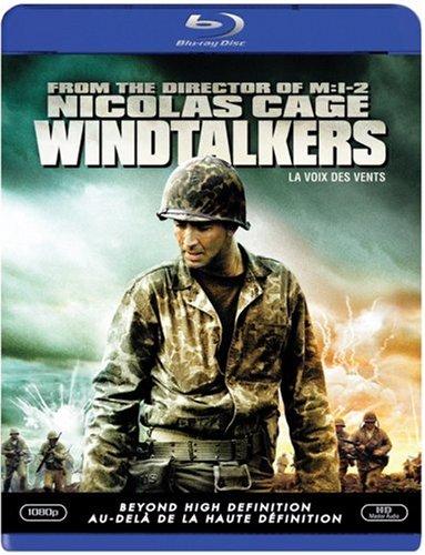 Windtalkers (La voix des vents) [Blu-ray] (Bilingual) Nicolas Cage Adam Beach Peter Stormare Noah Emmerich