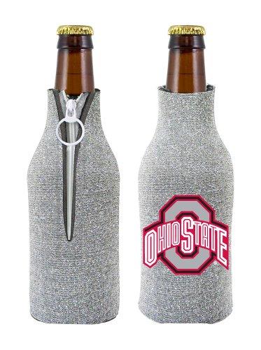 Ohio State Buckeyes Bottle Suit Holder - Glitter State Zipper Bottle Suit