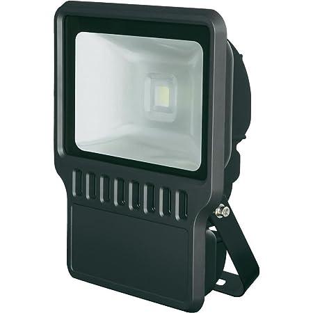 Proyector LED Exterior Lady Light prj-230 V1 X 100wbc 100 W negro ...
